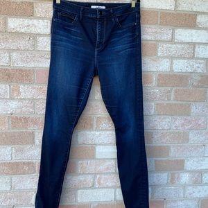 Sam Edelman stiletto high rise ankle jeans